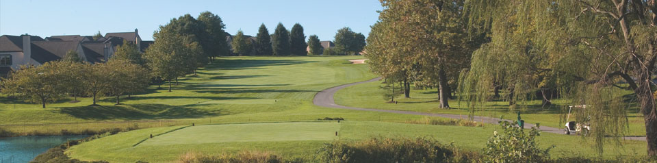 Golf Courses in PA